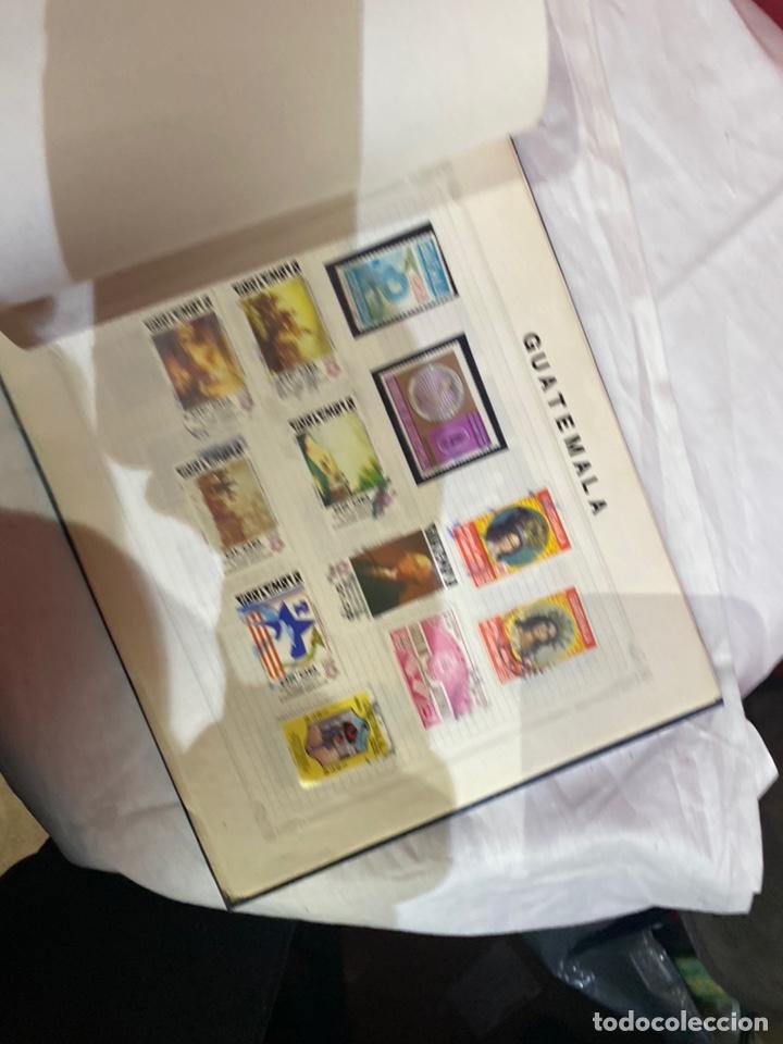 Sellos: Album de sellos antiguo internacionales - Foto 76 - 253624090