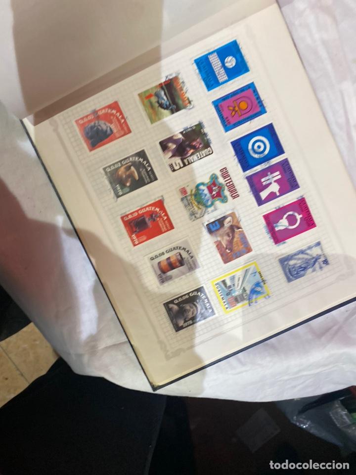 Sellos: Album de sellos antiguo internacionales - Foto 77 - 253624090