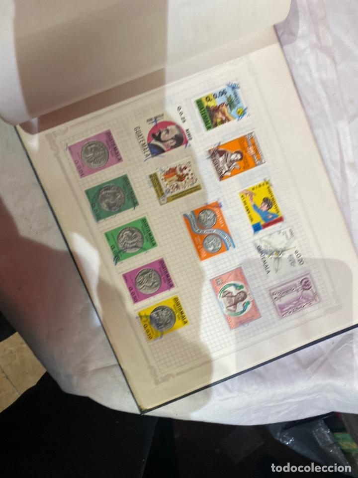 Sellos: Album de sellos antiguo internacionales - Foto 78 - 253624090