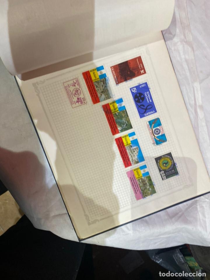 Sellos: Album de sellos antiguo internacionales - Foto 79 - 253624090