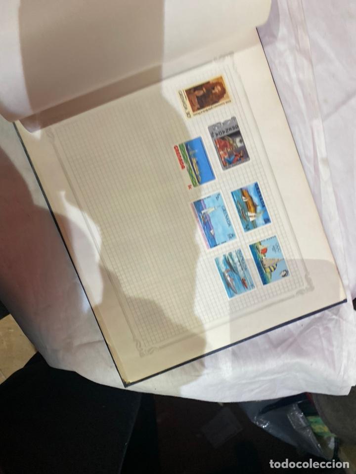Sellos: Album de sellos antiguo internacionales - Foto 81 - 253624090
