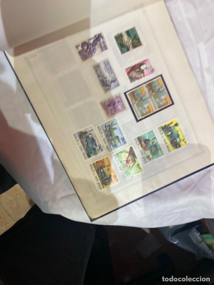 Sellos: Album de sellos antiguo internacionales - Foto 82 - 253624090