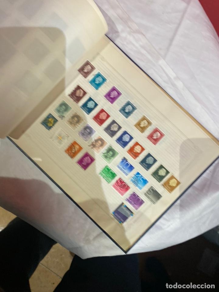 Sellos: Album de sellos antiguo internacionales - Foto 86 - 253624090