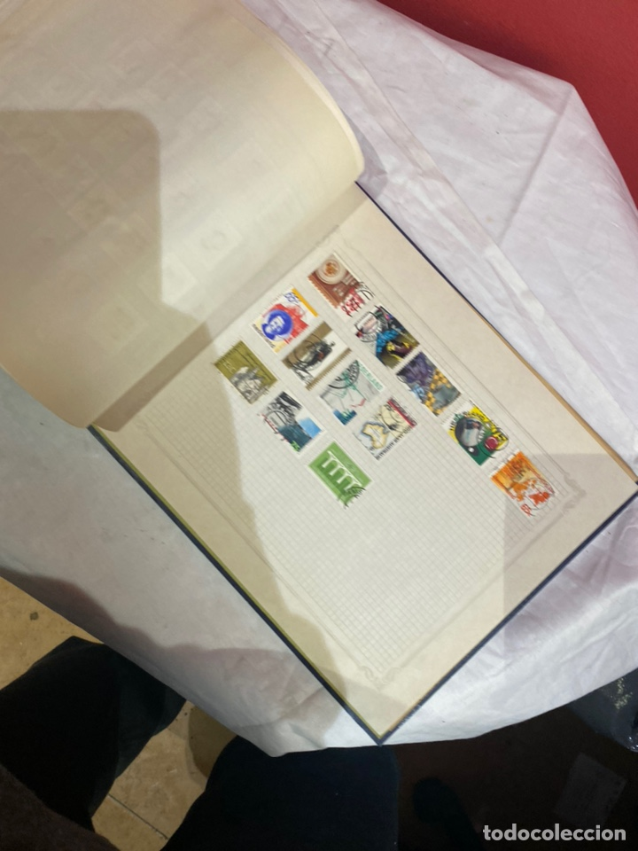 Sellos: Album de sellos antiguo internacionales - Foto 87 - 253624090