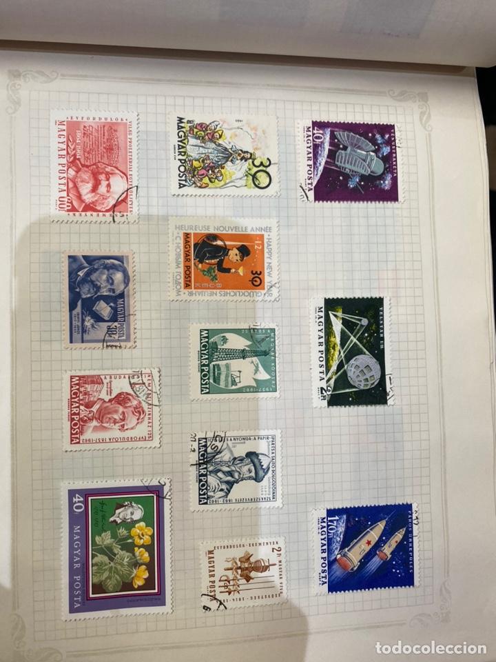 Sellos: Álbum de sellos antiguos internacional - Foto 21 - 253626690