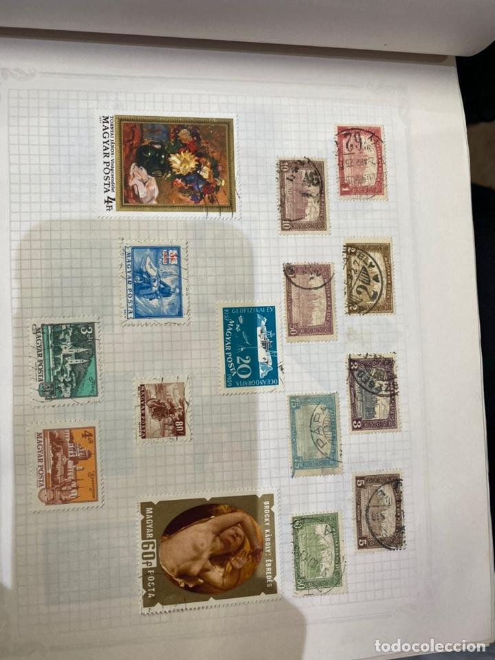 Sellos: Álbum de sellos antiguos internacional - Foto 24 - 253626690