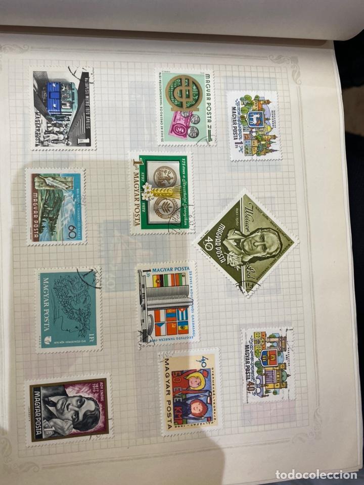 Sellos: Álbum de sellos antiguos internacional - Foto 25 - 253626690