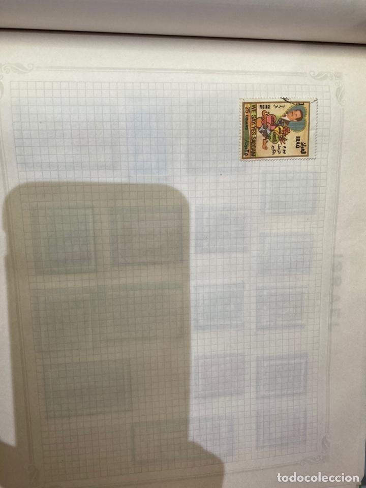 Sellos: Álbum de sellos antiguos internacional - Foto 56 - 253626690