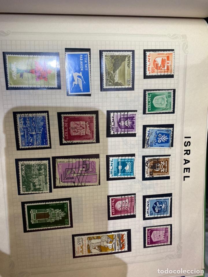 Sellos: Álbum de sellos antiguos internacional - Foto 57 - 253626690