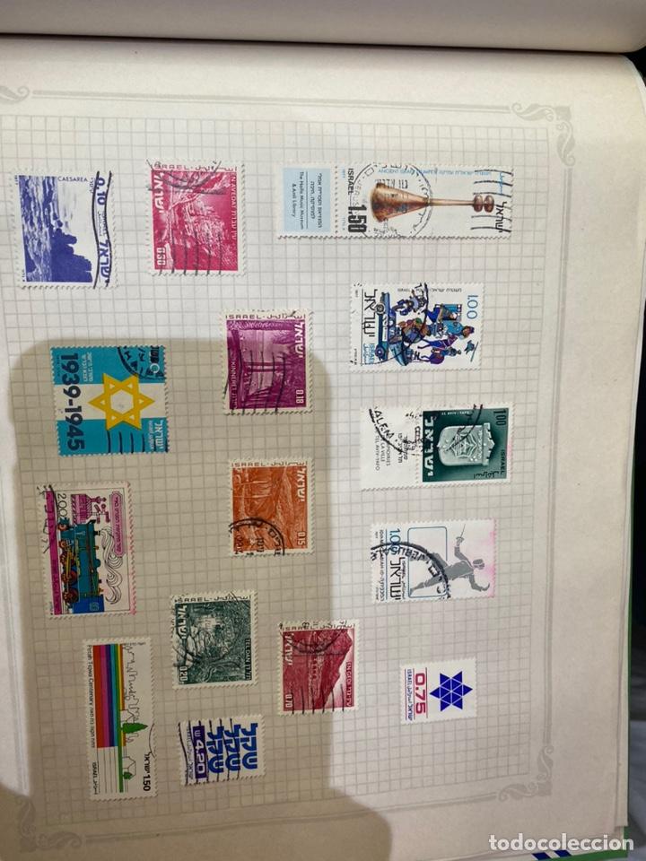Sellos: Álbum de sellos antiguos internacional - Foto 58 - 253626690