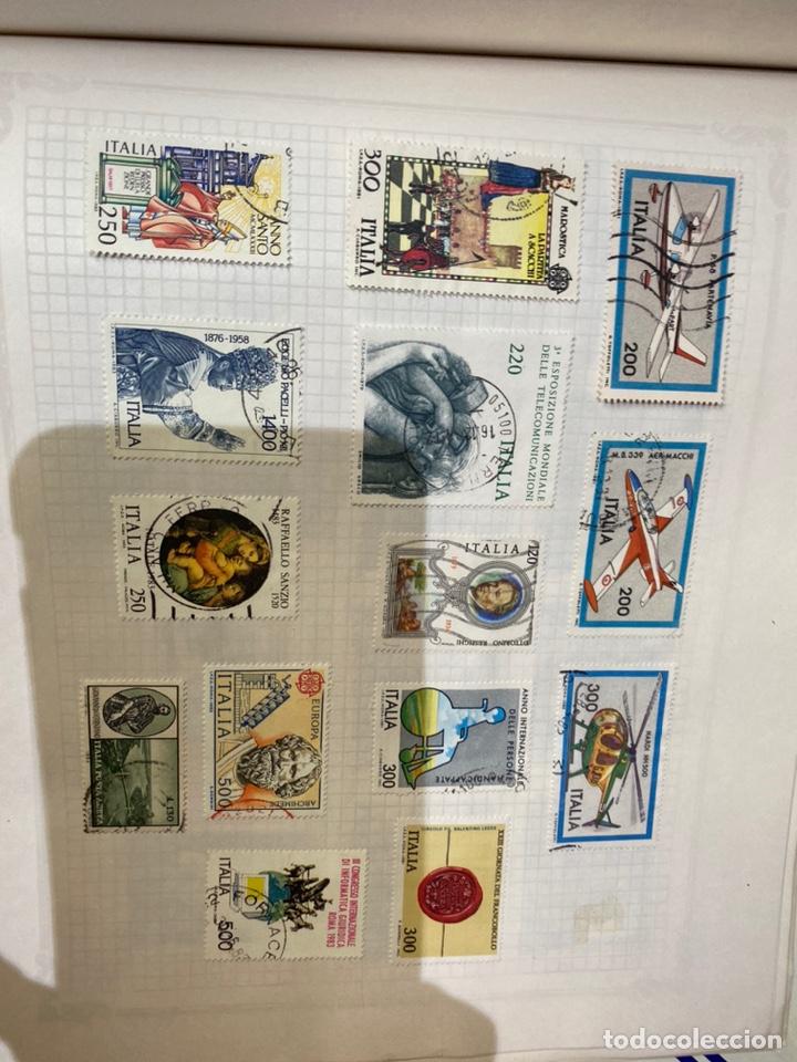 Sellos: Álbum de sellos antiguos internacional - Foto 76 - 253626690