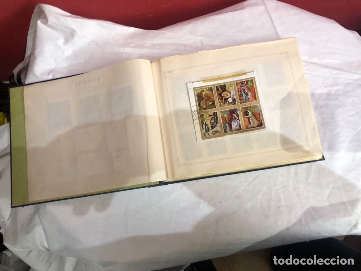Sellos: Álbum de sellos antiguo internacional - Foto 3 - 253628555