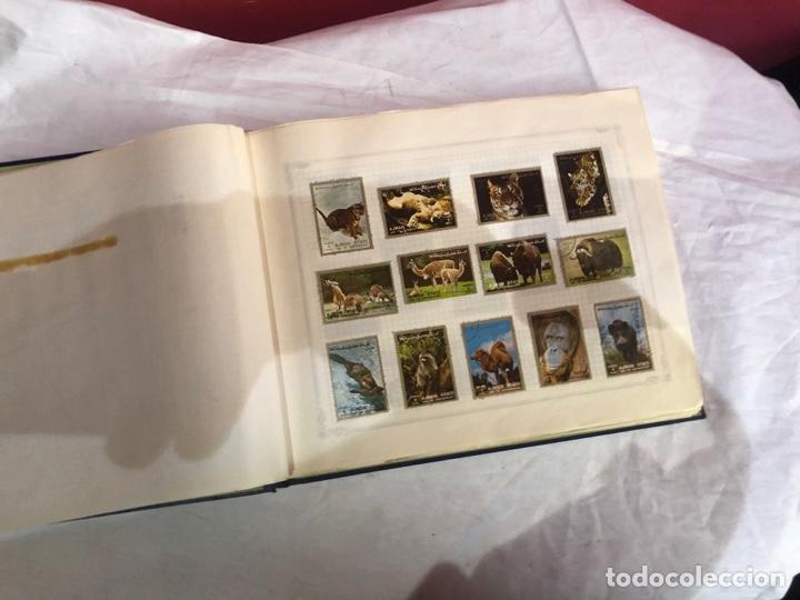 Sellos: Álbum de sellos antiguo internacional - Foto 4 - 253628555