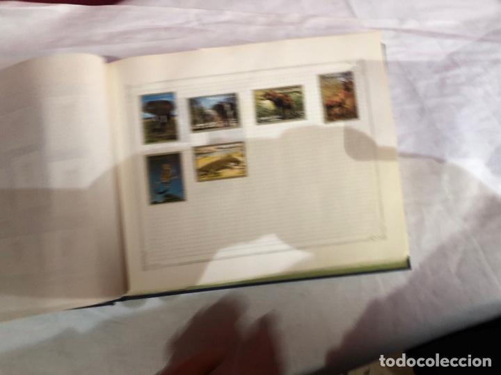Sellos: Álbum de sellos antiguo internacional - Foto 6 - 253628555
