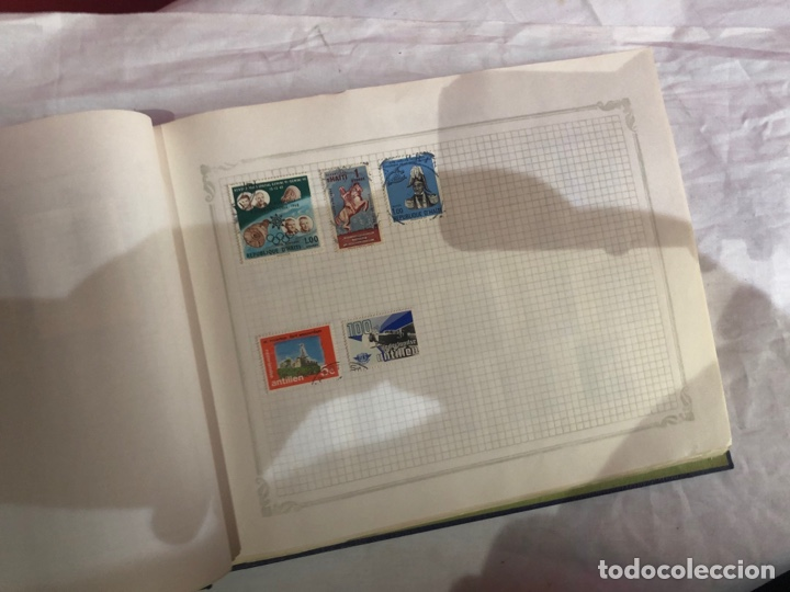 Sellos: Álbum de sellos antiguo internacional - Foto 7 - 253628555