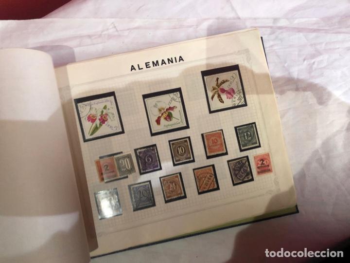Sellos: Álbum de sellos antiguo internacional - Foto 8 - 253628555