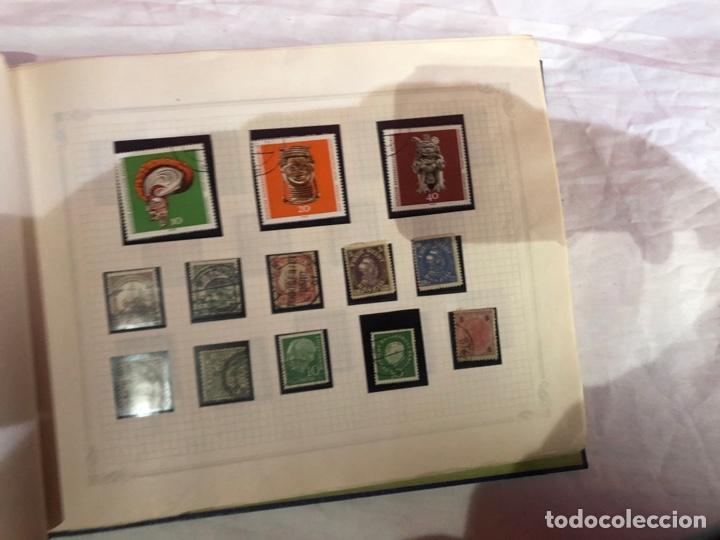 Sellos: Álbum de sellos antiguo internacional - Foto 10 - 253628555