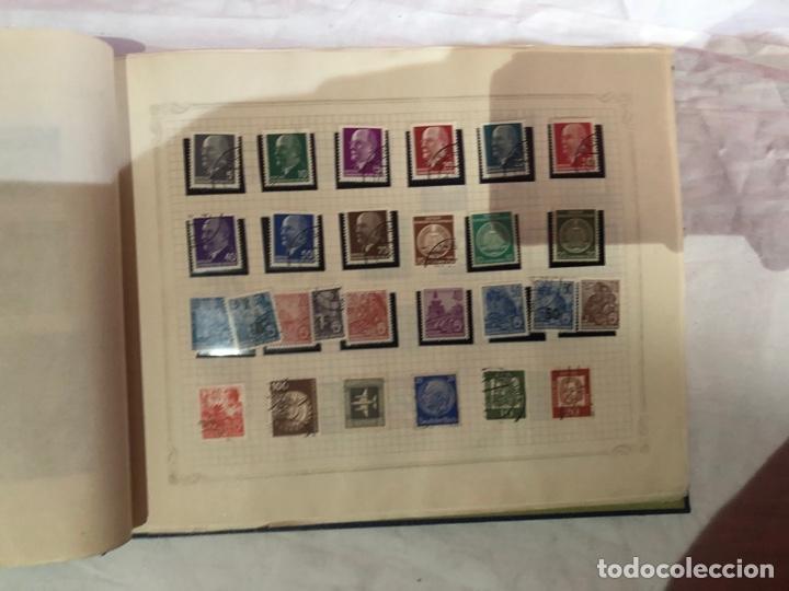 Sellos: Álbum de sellos antiguo internacional - Foto 15 - 253628555