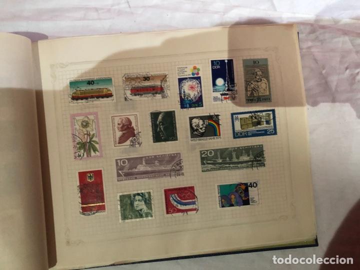 Sellos: Álbum de sellos antiguo internacional - Foto 16 - 253628555