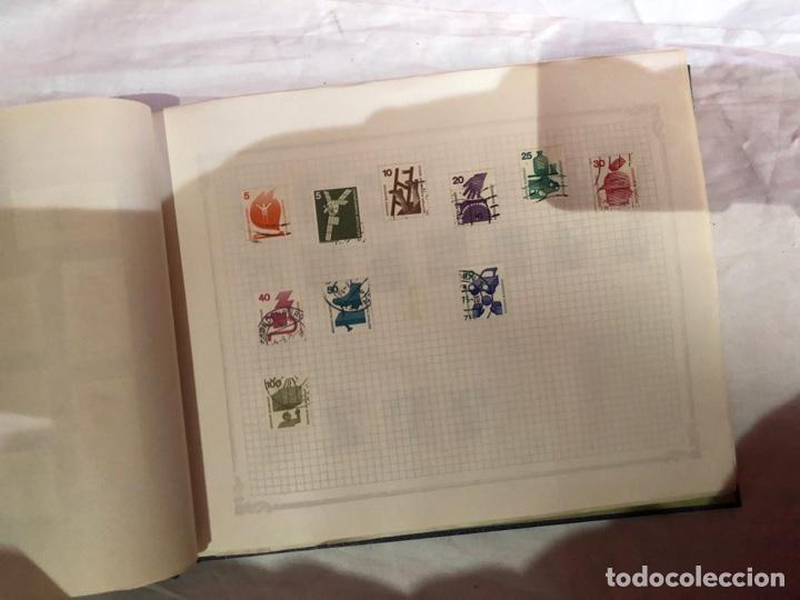 Sellos: Álbum de sellos antiguo internacional - Foto 17 - 253628555