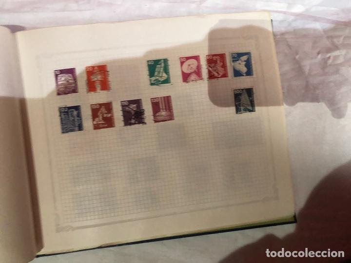 Sellos: Álbum de sellos antiguo internacional - Foto 19 - 253628555