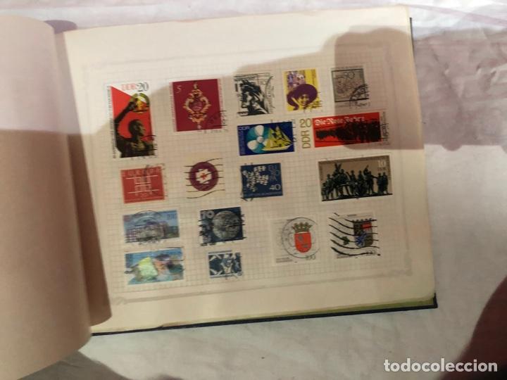 Sellos: Álbum de sellos antiguo internacional - Foto 20 - 253628555