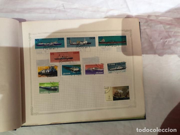 Sellos: Álbum de sellos antiguo internacional - Foto 23 - 253628555