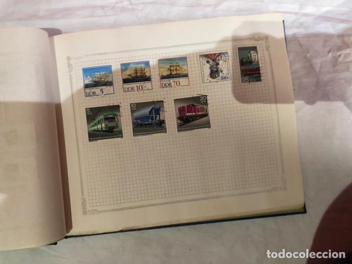 Sellos: Álbum de sellos antiguo internacional - Foto 24 - 253628555