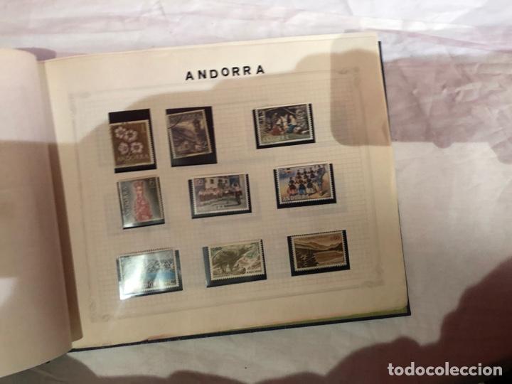 Sellos: Álbum de sellos antiguo internacional - Foto 25 - 253628555