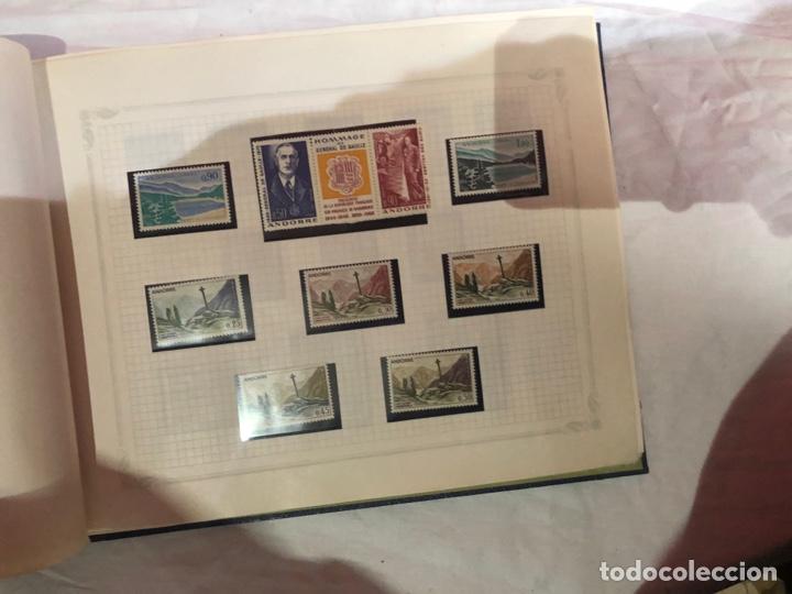 Sellos: Álbum de sellos antiguo internacional - Foto 26 - 253628555