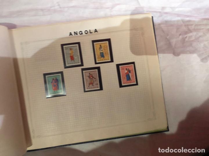Sellos: Álbum de sellos antiguo internacional - Foto 31 - 253628555