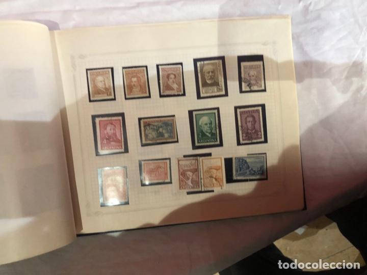 Sellos: Álbum de sellos antiguo internacional - Foto 34 - 253628555
