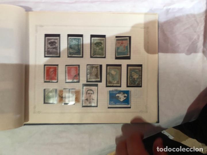 Sellos: Álbum de sellos antiguo internacional - Foto 36 - 253628555