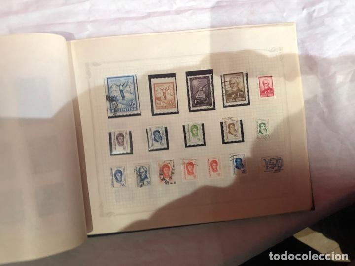 Sellos: Álbum de sellos antiguo internacional - Foto 37 - 253628555