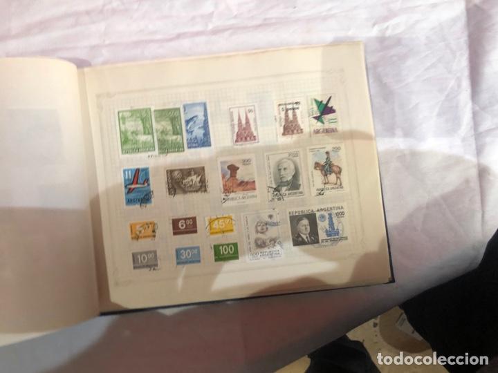 Sellos: Álbum de sellos antiguo internacional - Foto 38 - 253628555