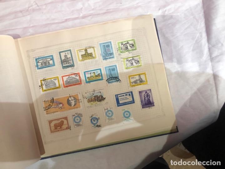 Sellos: Álbum de sellos antiguo internacional - Foto 39 - 253628555
