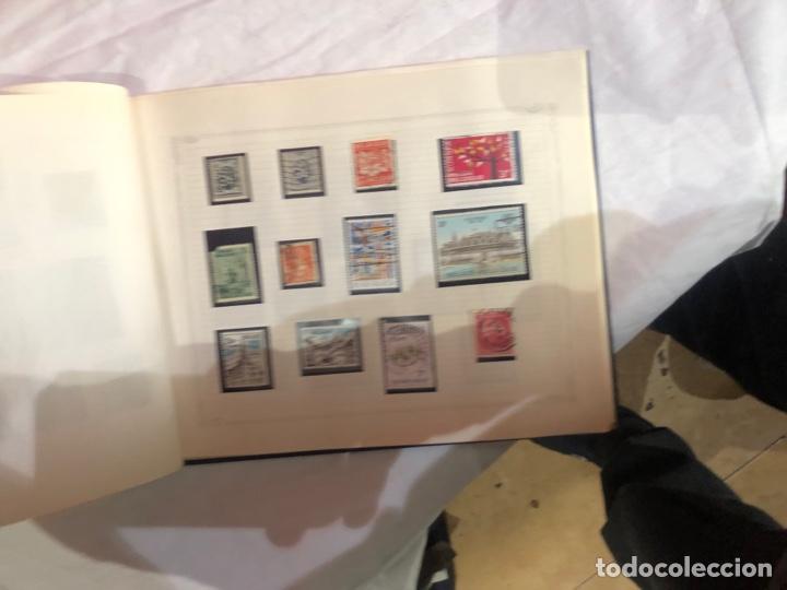 Sellos: Álbum de sellos antiguo internacional - Foto 44 - 253628555