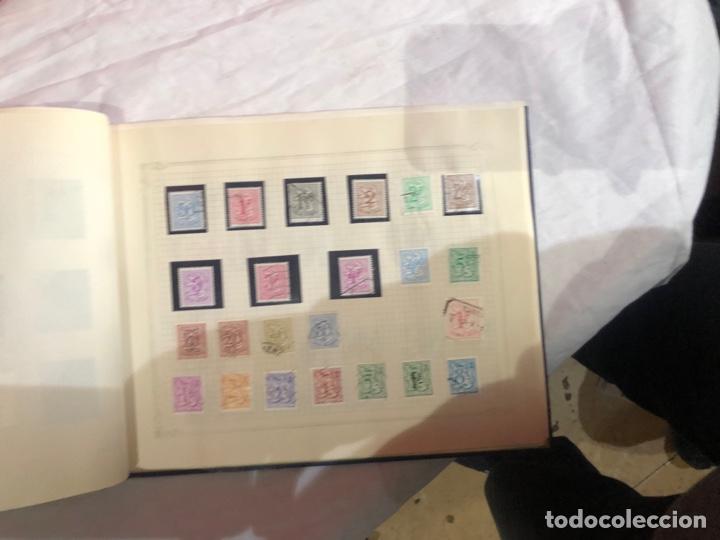 Sellos: Álbum de sellos antiguo internacional - Foto 46 - 253628555