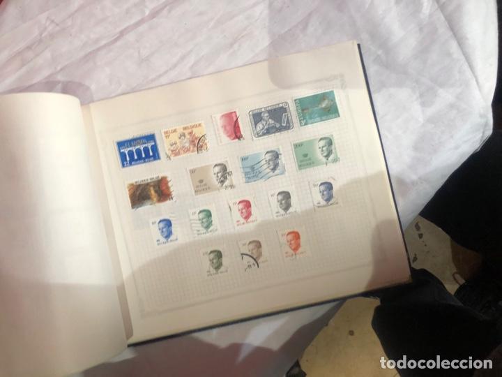 Sellos: Álbum de sellos antiguo internacional - Foto 50 - 253628555