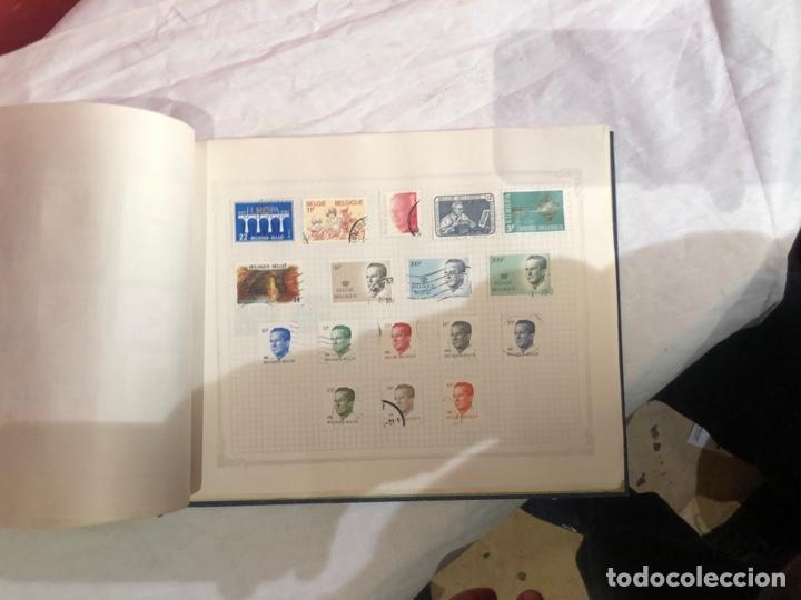 Sellos: Álbum de sellos antiguo internacional - Foto 51 - 253628555