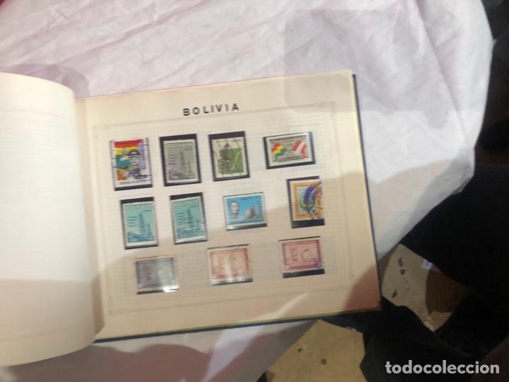 Sellos: Álbum de sellos antiguo internacional - Foto 53 - 253628555