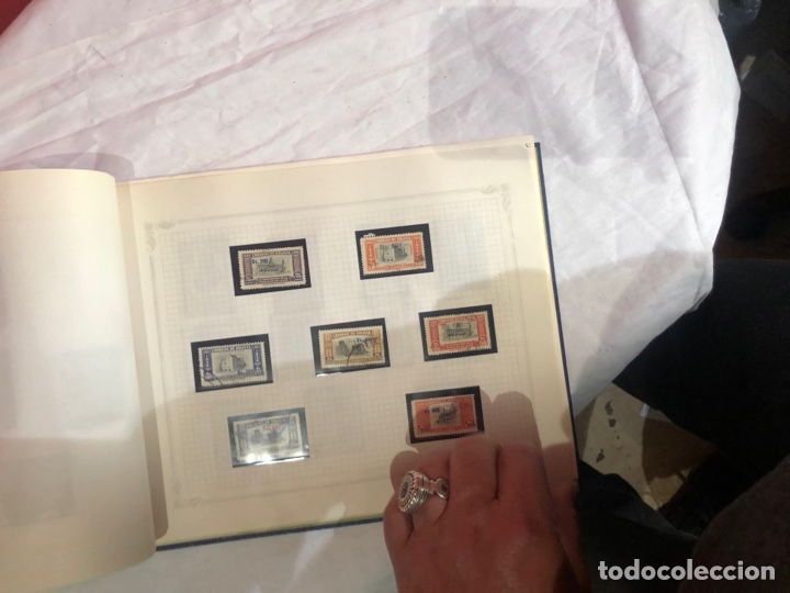 Sellos: Álbum de sellos antiguo internacional - Foto 57 - 253628555