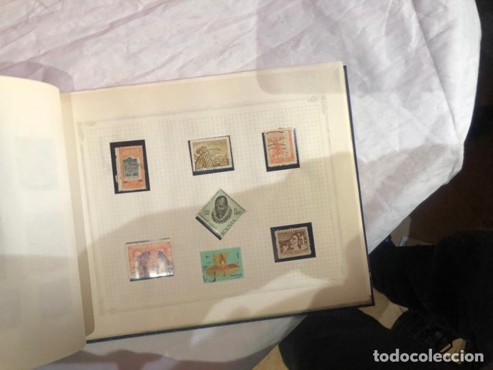 Sellos: Álbum de sellos antiguo internacional - Foto 60 - 253628555