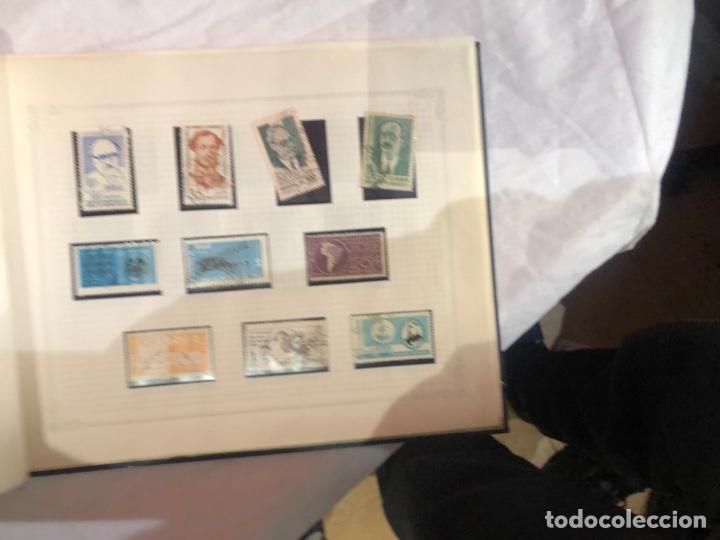 Sellos: Álbum de sellos antiguo internacional - Foto 68 - 253628555