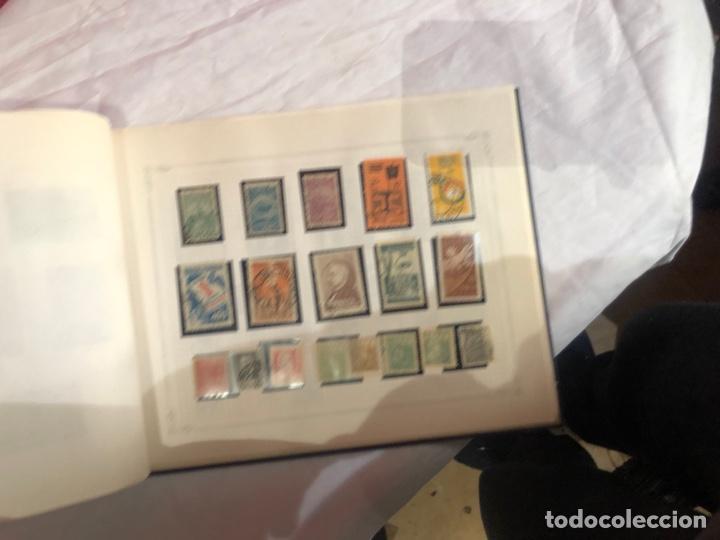 Sellos: Álbum de sellos antiguo internacional - Foto 71 - 253628555