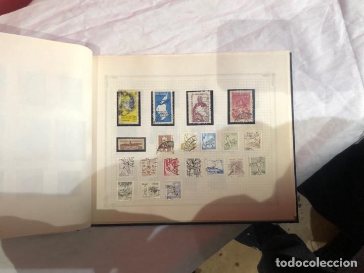 Sellos: Álbum de sellos antiguo internacional - Foto 72 - 253628555