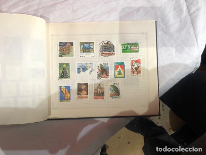 Sellos: Álbum de sellos antiguo internacional - Foto 73 - 253628555