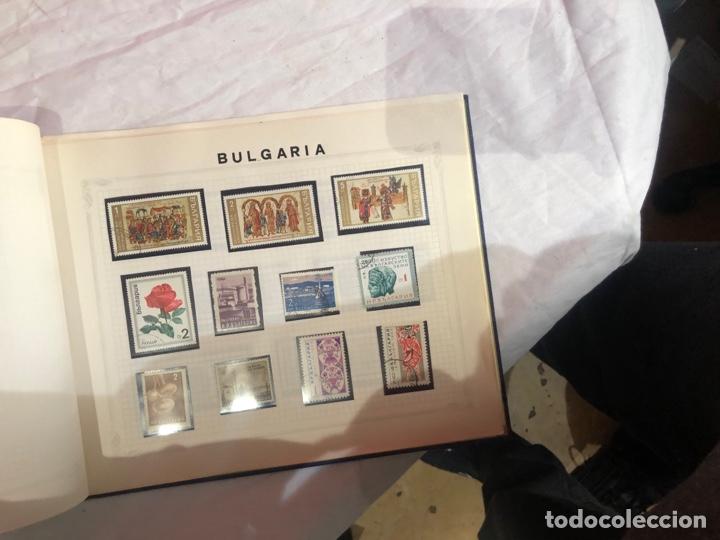 Sellos: Álbum de sellos antiguo internacional - Foto 77 - 253628555