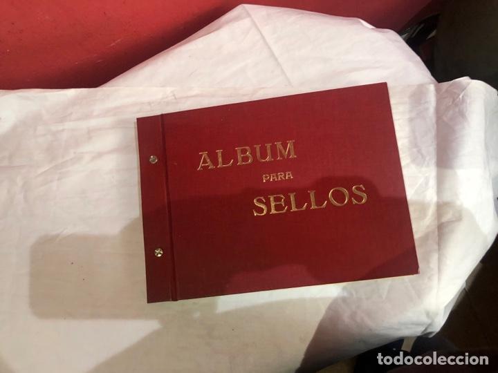 Sellos: Album de sellos antiguo internacional - Foto 2 - 253629060