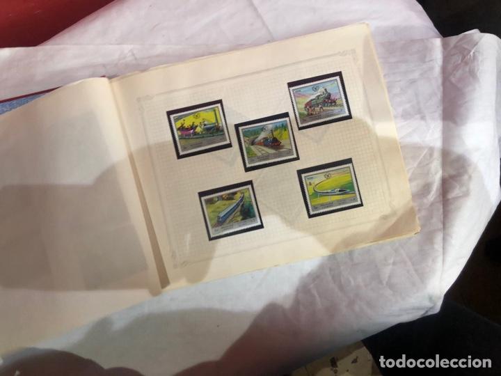 Sellos: Album de sellos antiguo internacional - Foto 6 - 253629060